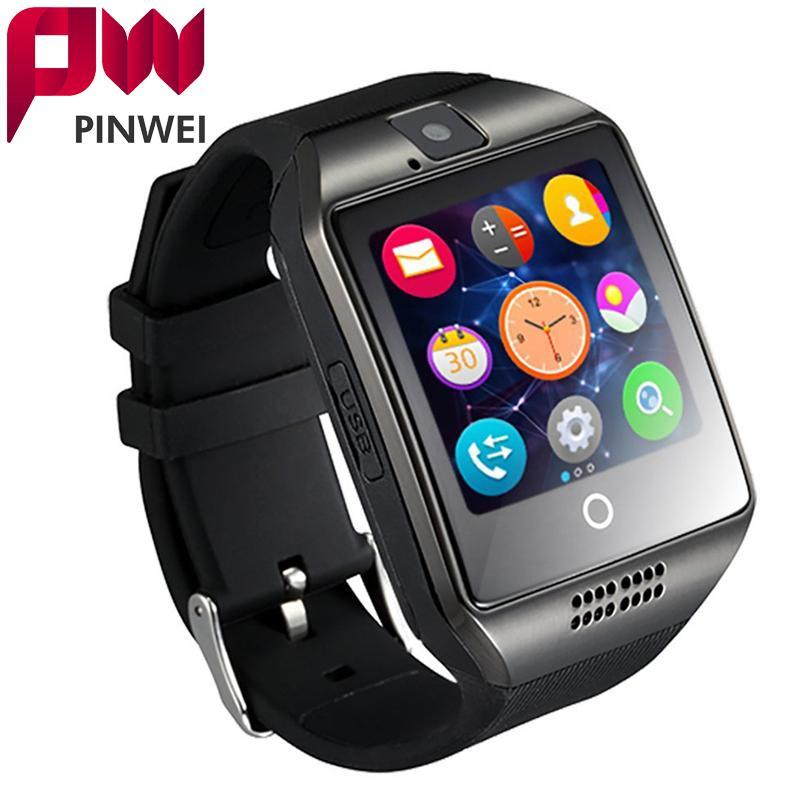 Smartwatch Smartwatch Smart Watch For Android IOS Support TF Card 32GB Sim Bluetooth Smartwatch 1.54'' HD