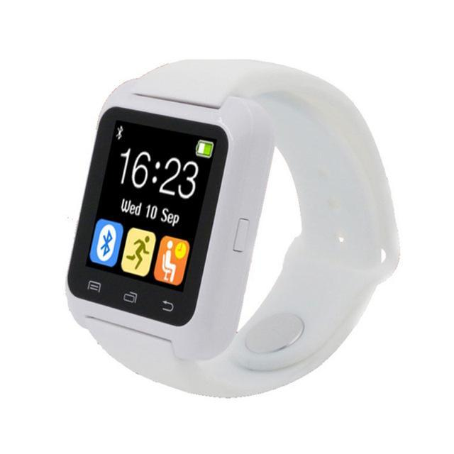Smartwatch Smartwatch White Smartwatch Bluetooth Smart Watch for iPhone IOS Android Smart Phone Wear Clock Wearable Device Smartwatch