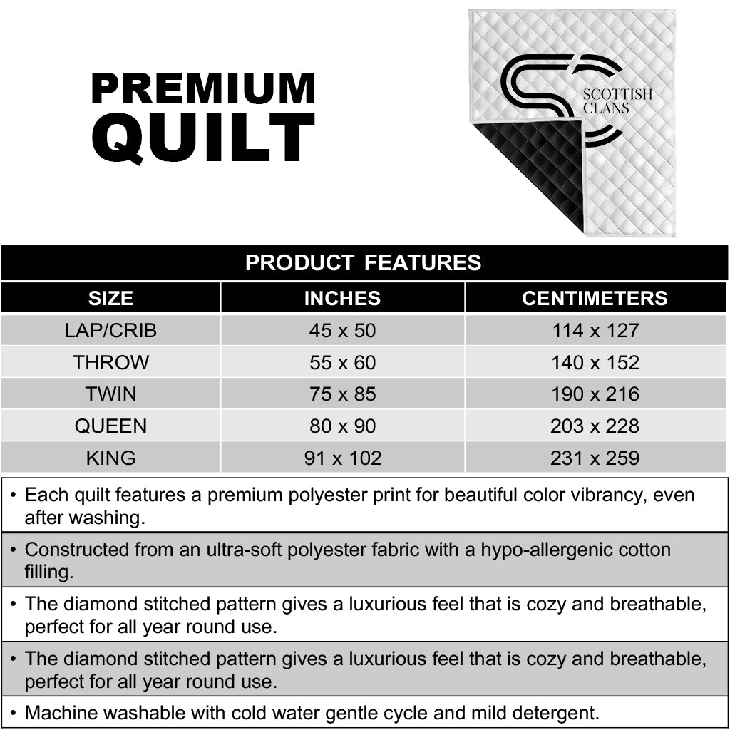 premium quilts - scottishclans.co
