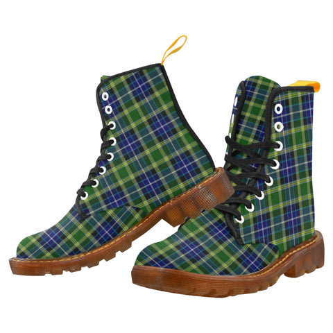 MacKellar Martin Boot | Scotland Boots | Over 500 Tartans