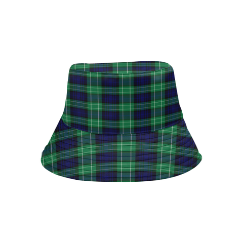 Image of Abercrombie Tartan Bucket Hat for Women and Men K7