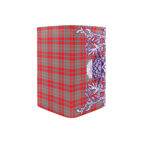 Moubray Tartan Wallet Women's Leather Thistle A91