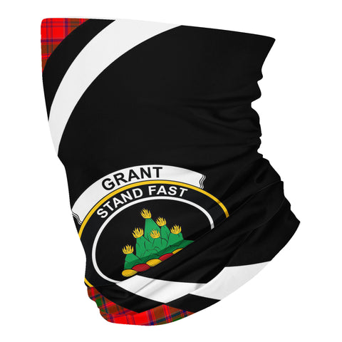 Image of Grant Modern Tartan Neck Gaiter Circle HJ4 (USA Shipping Line)