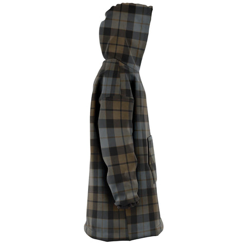 MacKay Weathered Snug Hoodie - Unisex Tartan Plaid Right
