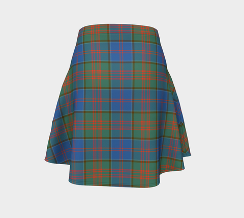 Image of Tartan Flared Skirt - Stewart of Appin Hunting Ancient |Over 500 Tartans | Special Custom Design | Love Scotland