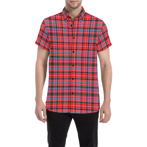 Tartan Shirt - Aberdeen District | Exclusive Over 500 Tartans | Special Custom Design