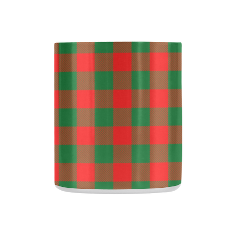 Moncrieffe Tartan Mug Classic Insulated - Clan Badge K7