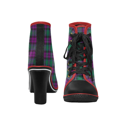 Tartan Heel - Macarthur -  Milton | Hot Sale | Online Orders Only | 500 Tartans
