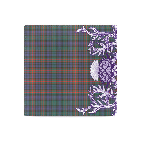 Image of Fletcher of Dunans Tartan Wallet Women's Leather Wallet A91 | Over 500 Tartan