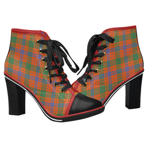 Image of Tartan Heel - Ross Ancient | Hot Sale | Online Orders Only | 500 Tartans