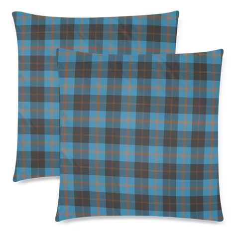 Angus Ancient decorative pillow covers, Angus Ancient tartan cushion covers, Angus Ancient plaid pillow covers