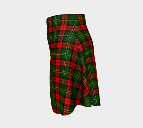 Tartan Flared Skirt - Blackstock |Over 500 Tartans | Special Custom Design | Love Scotland