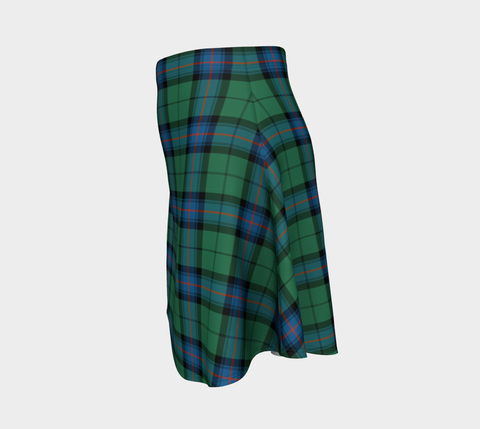 Tartan Flared Skirt - Armstrong Ancient |Over 500 Tartans | Special Custom Design | Love Scotland