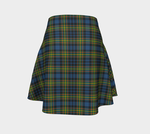 Tartan Flared Skirt - MacLellan Ancient |Over 500 Tartans | Special Custom Design | Love Scotland