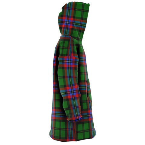 McGeachie Snug Hoodie - Unisex Tartan Plaid Right