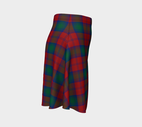 Tartan Flared Skirt - Lindsay Modern |Over 500 Tartans | Special Custom Design | Love Scotland