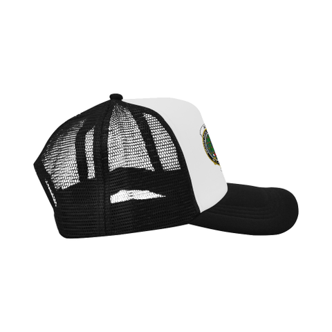 Image of Aiton Tartan Trucker Hat