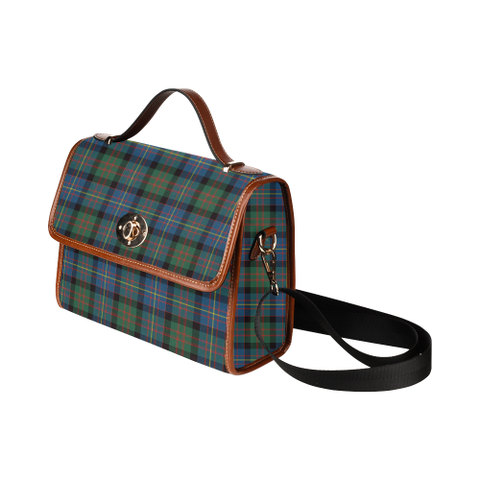 Cameron of Erracht Ancient Tartan Canvas Bag | Special Custom Design
