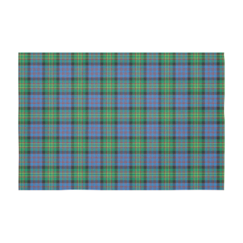 Image of Bowie Ancient Tartan Tablecloth | Home Decor