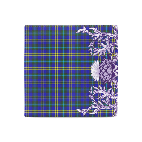 Weir Modern Tartan Wallet Women's Leather Wallet A91 | Over 500 Tartan