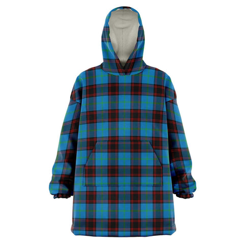 Home Ancient Snug Hoodie - Unisex Tartan Plaid Front