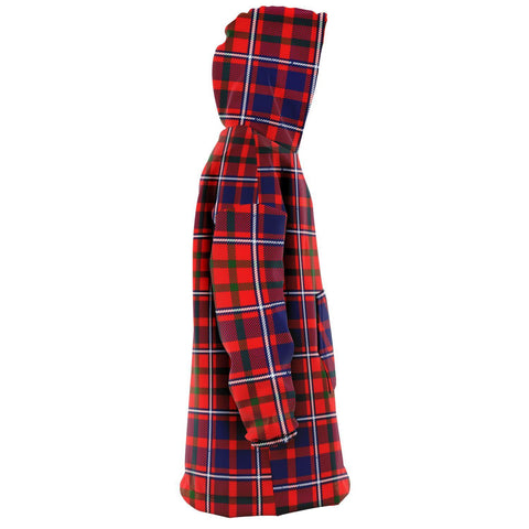 Cameron of Lochiel Modern Snug Hoodie - Unisex Tartan Plaid Right