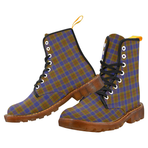 Balfour Modern Martin Boot | Scotland Boots | Over 500 Tartans