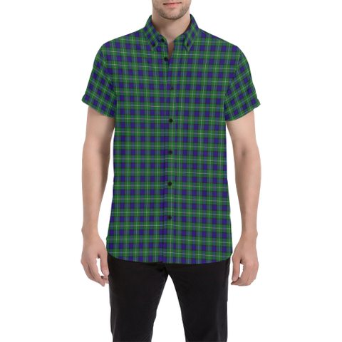 Tartan Shirt - Alexander | Exclusive Over 500 Tartans | Special Custom Design
