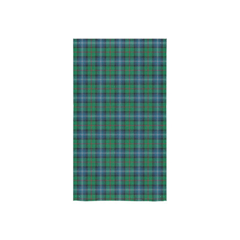 Image of Urquhart Ancient Tartan Towel | scottishclans.co