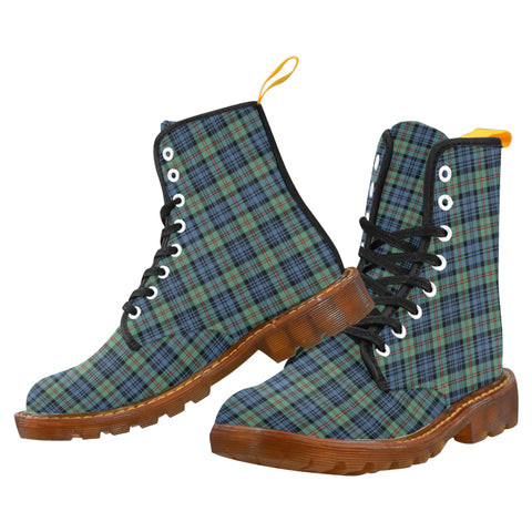 MacKinlay Ancient Martin Boot | Scotland Boots | Over 500 Tartans