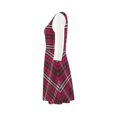 Little Tartan 3/4 Sleeve Sundress | Exclusive Over 500 Clans