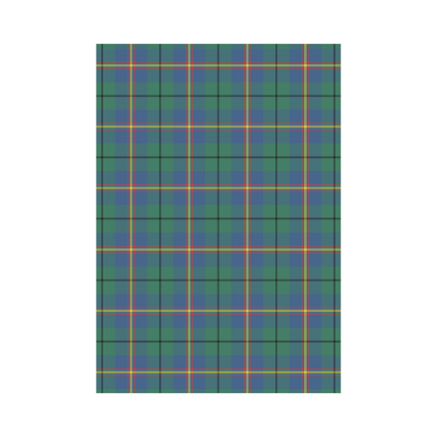 Image of Carmichael Ancient Tartan Flag | Scottishclans.co