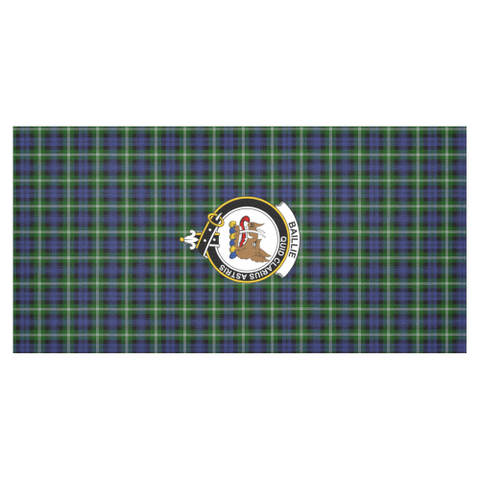 Image of Baillie Crest Tartan Tablecloth | Home Decor