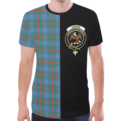Agnew Ancient T-shirt Half In Me | scottishclans.co