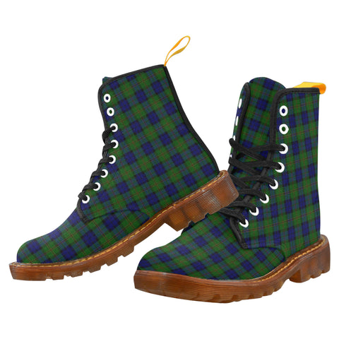 Dundas Modern Martin Boot | Scotland Boots | Over 500 Tartans