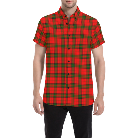 Tartan Shirt - Adair | Exclusive Over 500 Tartans | Special Custom Design