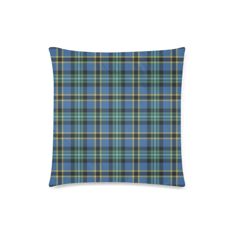 Weir Ancient decorative pillow covers, Weir Ancient tartan cushion covers, Weir Ancient plaid pillow covers