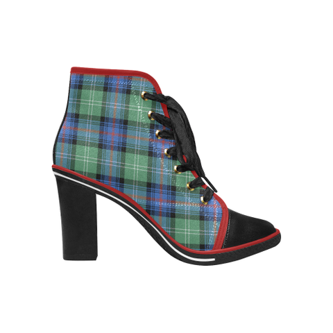 Tartan Heel - Sutherland Old Ancient | Hot Sale | Online Orders Only | 500 Tartans