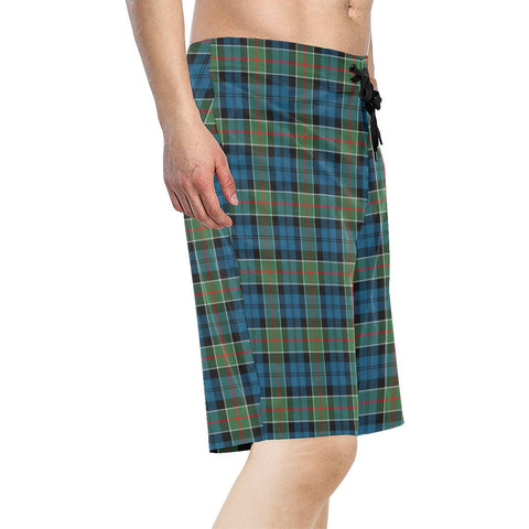 Colquhoun Ancient Tartan Board Shorts TH8
