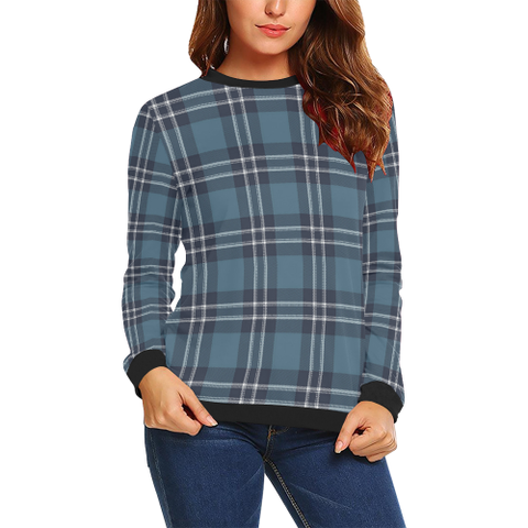 Earl Of St Andrews Tartan Crewneck Sweatshirt TH8