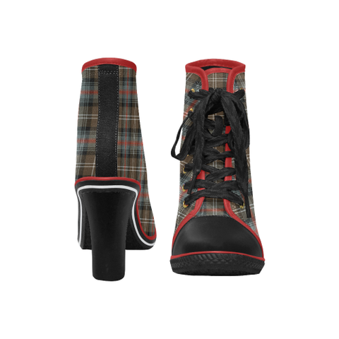 Tartan Heel - Sutherland Weathered | Hot Sale | Online Orders Only | 500 Tartans
