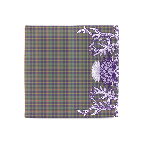 Image of Taylor Weathered Tartan Wallet Women's Leather Wallet A91 | Over 500 Tartan