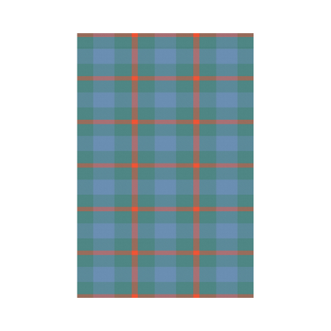 Agnew Ancient Tartan Flag | Scottishclans.co