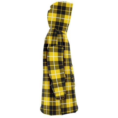 Barclay Dress Modern Snug Hoodie - Unisex Tartan Plaid Right