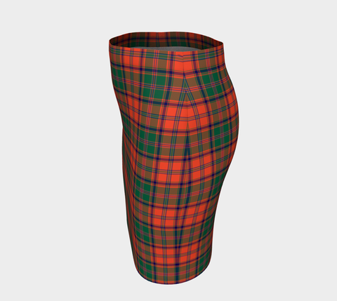 Tartan Fitted Skirt - Stewart of Appin Ancient | Special Custom Design