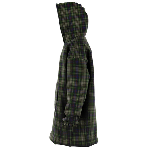 Davidson Tulloch Dress Snug Hoodie - Unisex Tartan Plaid Left
