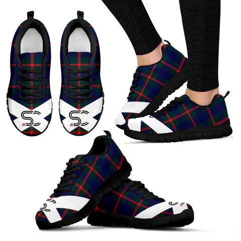SC™ - Agnew Modern Tartan Sneakers TH8