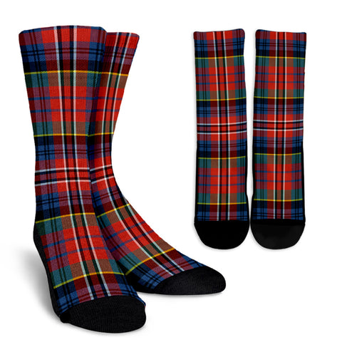 MacPherson Ancient clans, Tartan Crew Socks, Tartan Socks, Scotland socks, scottish socks, christmas socks, xmas socks, gift socks, clan socks