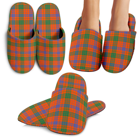 Ross Ancient, Tartan Slippers, Scotland Slippers, Scots Tartan, Scottish Slippers, Slippers For Men, Slippers For Women, Slippers For Kid, Slippers For xmas, For Winter