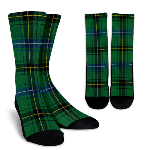 Henderson Ancient clans, Tartan Crew Socks, Tartan Socks, Scotland socks, scottish socks, christmas socks, xmas socks, gift socks, clan socks